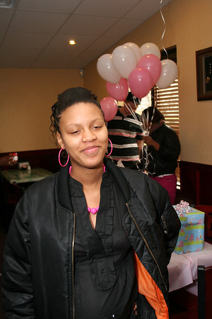 Alexis' Baby Shower