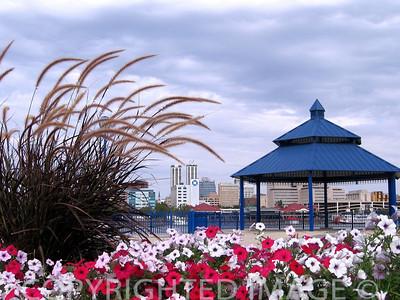 Cityscape / Peoria, IL  (color)