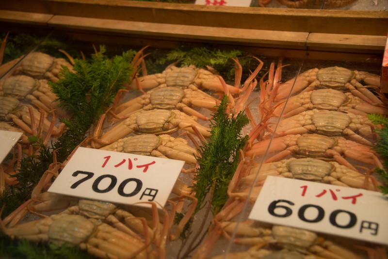 Omicho Market Kanazawa-9413