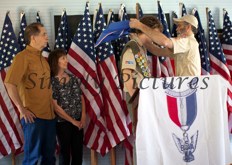 Eagle Scout Ceremony for Weston037