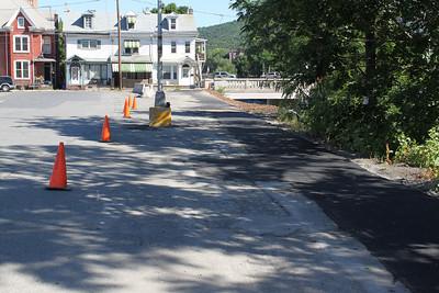 Riverwalk Project update, Tamaqua (7-14-2011)