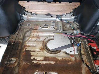 27 Sound Deadening Removal