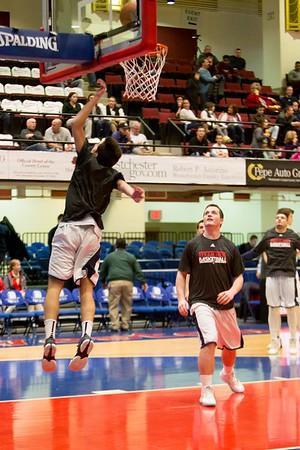 3.1.16 BHHS varsity basketball vs Red Hook