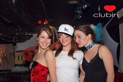 """<FONT SIZE=""""1"""">Hollywood Ladies Nights - Halloween Edition @ Lotus Sound Lounge-Vancouver BC 10.31.09"""