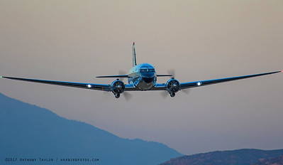 2017 Flabob Flying Circus / DC-3 Fly-in