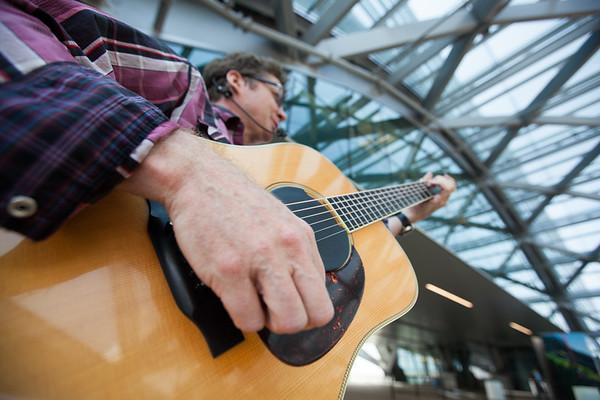 8-4-17 Fly Away Friday: Strolling John Denver Guitarist/Singer