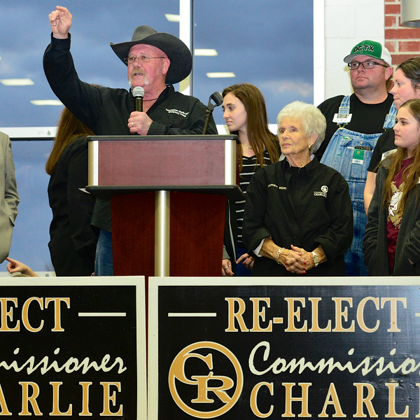 Charlie Riley - Fundraiser