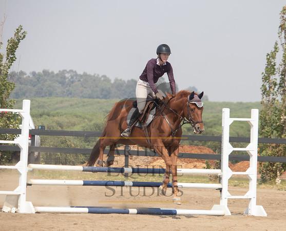 Unknown Female Rider