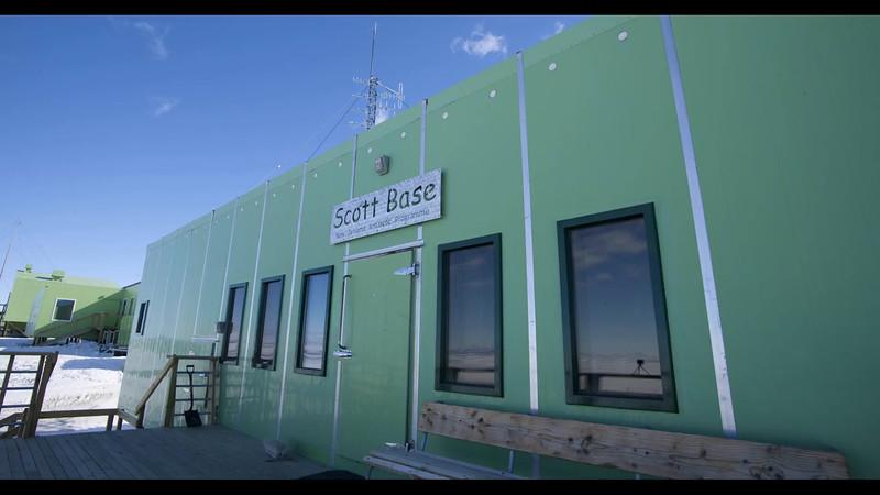Scott Base Crew: Comms Operators