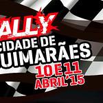 Rally Cidade de Guimaraes 2015