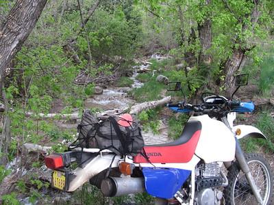 East Mountains-Juan Tomas-Edgewood-Placitas DS Ride  5-18-15