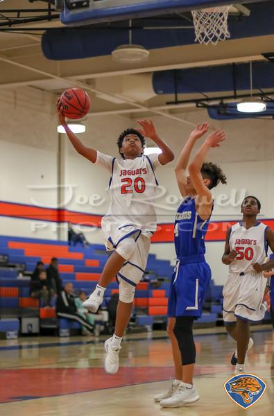 2018 - Kimball vs. Mt. House - Freshman Basketball