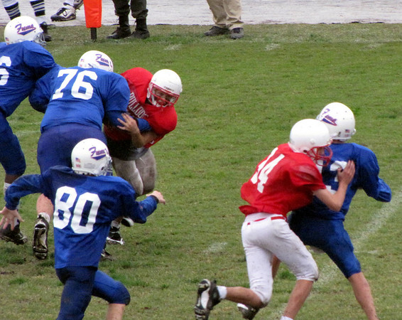 Football vs. St. Christopher's