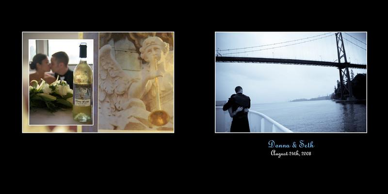 Updated Wedding Album - Aug 24 08