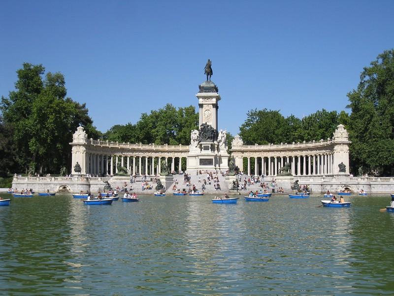 Lake at Park