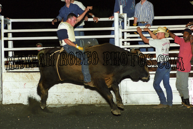 LYMAN RANCH BUCKOUTS 1998
