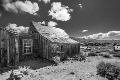 Bodie California SHP Ghost Town