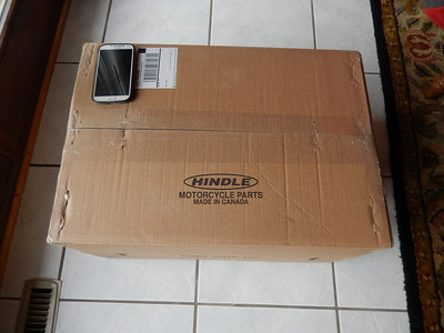 Hindle Unboxing