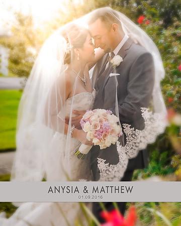 ANYSIA & MATTHEW WEDDING ALBUM