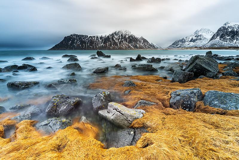 Skagsanden Beach