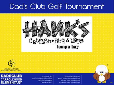 Dad's Club 2016 Golf Tourney