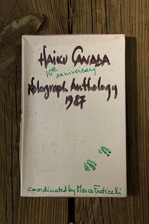 1987 Haiku Canada Holographic Haiku Anthology