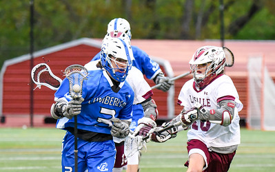 5/14/19 LaSalle vs Cumberland boys LAX