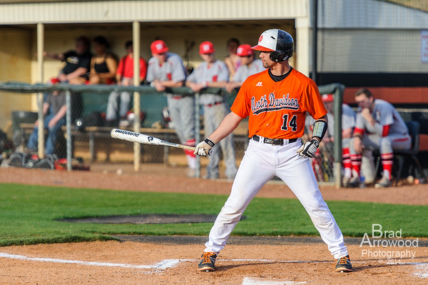 NDHS Baseball vs SW Guilford