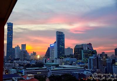 Thailand - 18th Oct 2018 (Sunset)