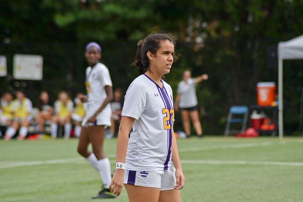 NCS (DC) vs. Mercy (MD) girls soccer