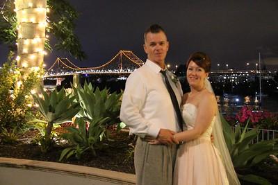 David & Tammy's Wedding