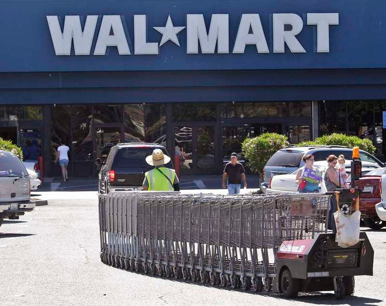 ". <p>6. WALMART <p>No one sells a better LSD sirloin. (unranked) <p><b><a href=\'http://time.com/16642/lsd-steak-walmart-florida-family-sick/\' target=\""_blank\""> HUH?</a></b> <p>    (AP Photo/Paul Sakuma)"