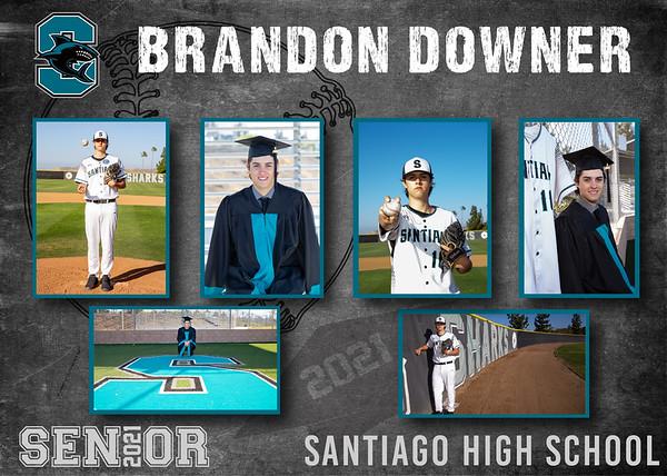 Brandon 2021 Senior Pics