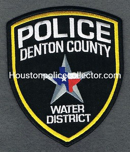 Denton County Water District Police