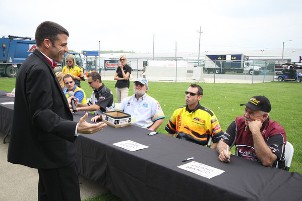 Norwalk Autograph Session