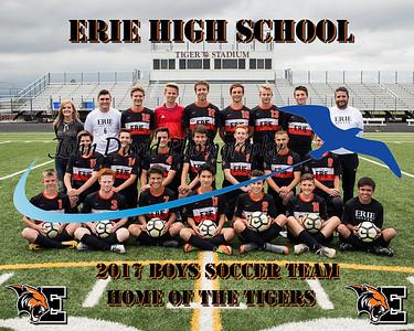2017 EHS Soccer Team Pics