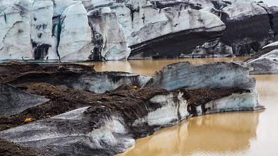 Jöklar - Glaciers