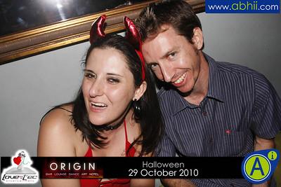Origin - 29th October 2010