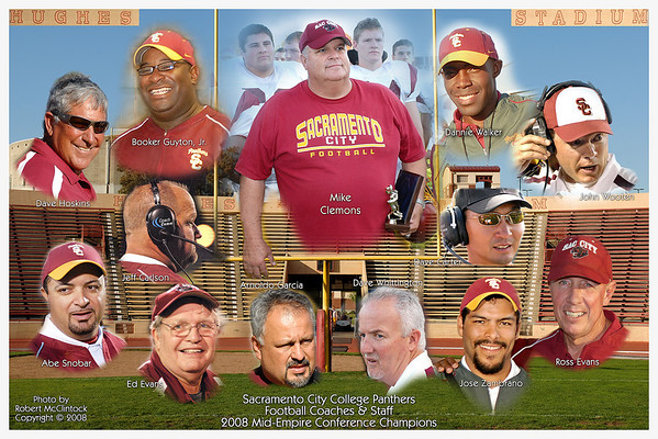 Coaches Poster 2008