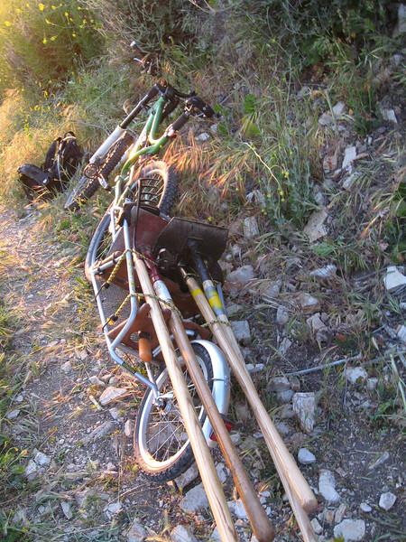 20080417024-New Millenium Trail, trailwork, Bob Trailer.JPG