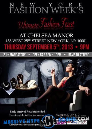 Wtimatc Fashion Fest @ Chelsea Manor (9.5.13)