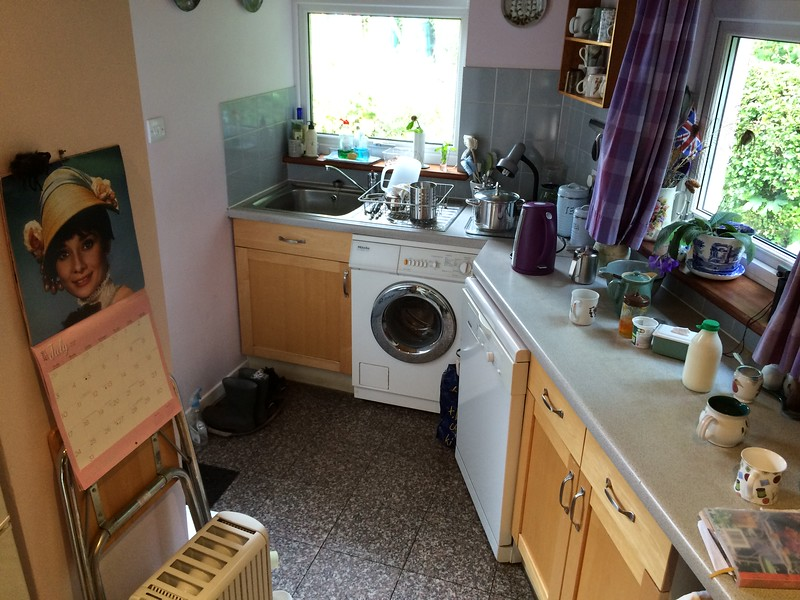 Kitchen 7 before