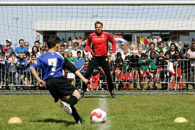 Penalty schieten