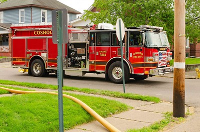 05-11-18 Coshocton FD House Fire