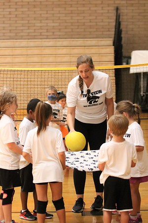 2021 mountain view youth volleyball camp