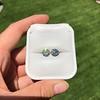 4.08ctw Old European Cut Diamond Pair, GIA I VS2, I SI1 39