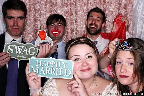 11/2/18 Dana and Caleb's Wedding Day