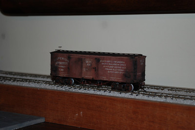 Erich's HO and Z Scale Trains