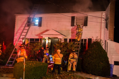 House Fire - Midwood Ave, Waterbury, CT - 11/6/16