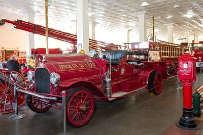 LAFD Fire Museum